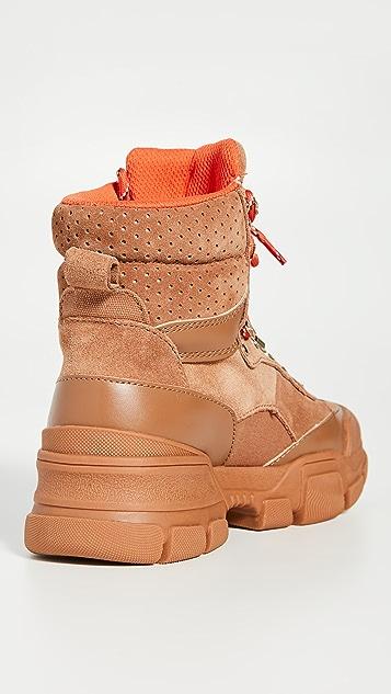 Villa Rouge Gem Boots