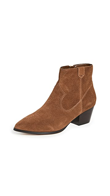 Villa Rouge Willie Booties
