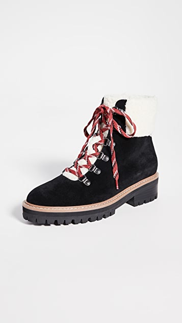 Villa Rouge Miloh Hiking Boots