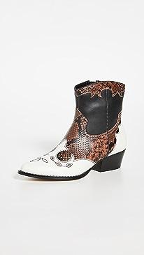 Bronson Cowboy Boots