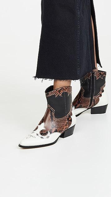 Villa Rouge Bronson Cowboy Boots