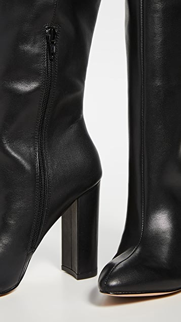 Villa Rouge Klark 高筒靴