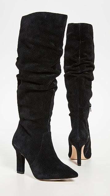 Villa Rouge Baden 靴子