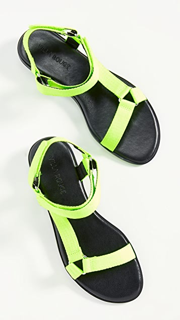 Villa Rouge Skylar 凉鞋
