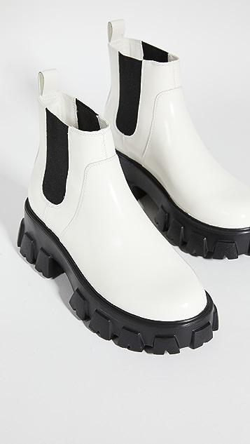Villa Rouge Packer 切尔西靴子
