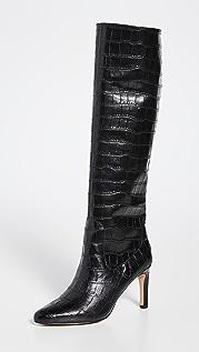 Villa Rouge Flor Knee High Boots