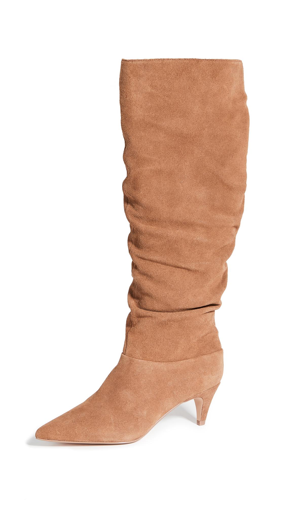 Villa Rouge Scarlett Knee High Boots