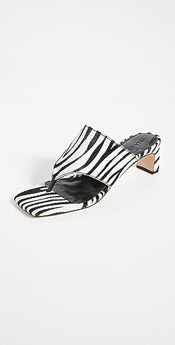 Villa Rouge - Danica Square Toe Sandals