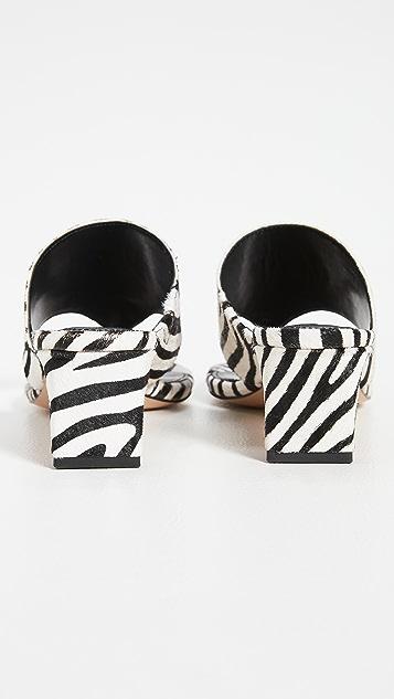 Villa Rouge Danica Square Toe Sandals