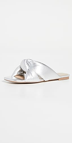 Villa Rouge - Maddox Puffy Ruched Sandals