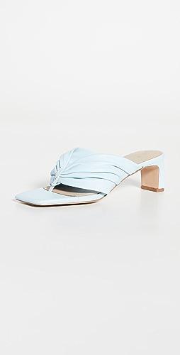 Villa Rouge - Demi Square Toe Sandals