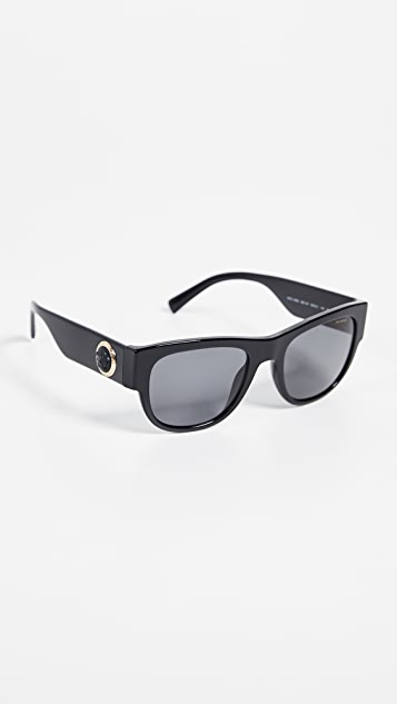 Versace VE4359 Polarized Sunglasses
