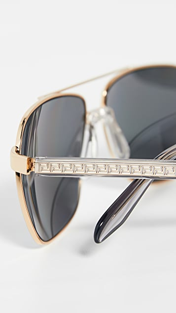 Versace 0VE2174  Polarized Sunglasses
