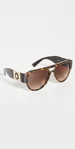 Versace - Tortoiseshell Sunglasses