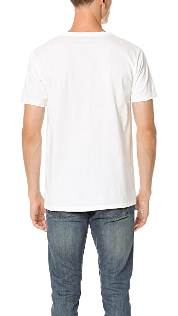 Velva Sheen Short Sleeve Henley