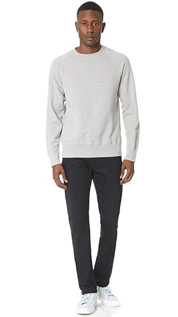 Velva Sheen Crew Neck Sweatshirt