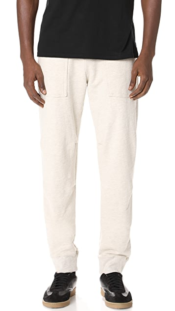 Velva Sheen Army Gym Sweatpants