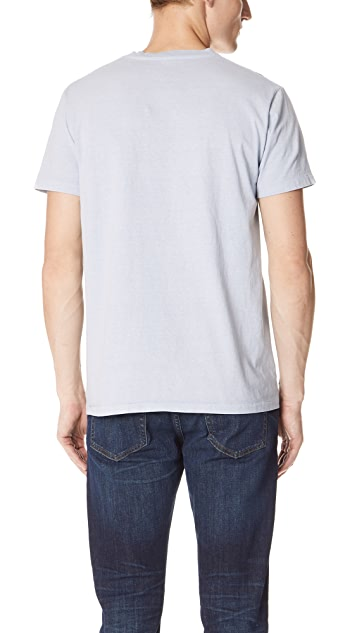 Velva Sheen Pigment Pocket Tee