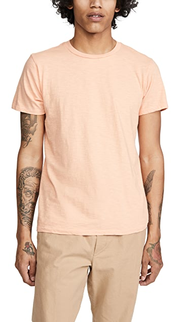 Velva Sheen Rolled T-Shirt