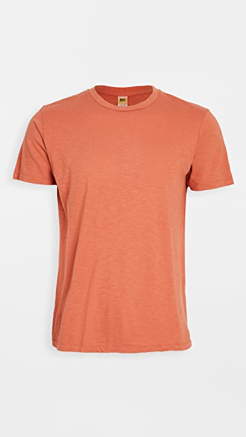 Velva Sheen Rolled Short Sleeve T-Shirt