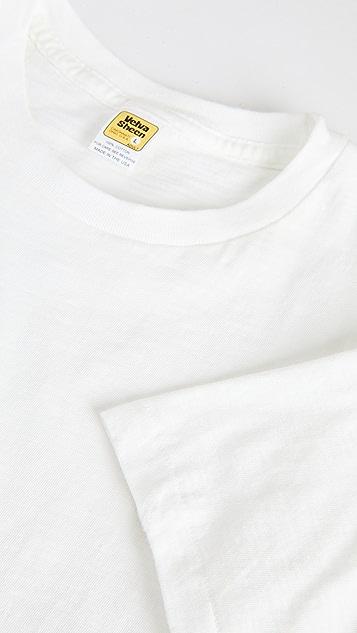 Velva Sheen Rolled Short Sleeve T-Shirt