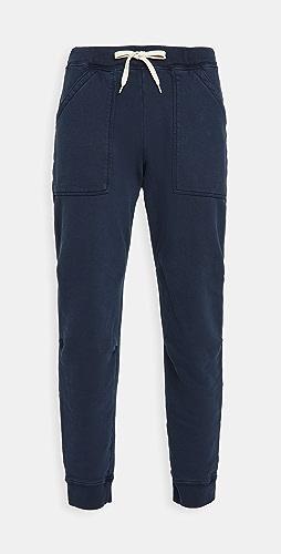 Velva Sheen - Pigment Dye Army Sweatpants