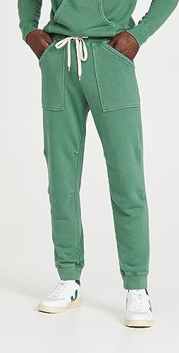 Velva Sheen - Pigment Army Gym Sweatpants