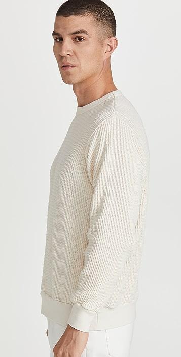 Velva Sheen Heavy Thermal Crew Sweatshirt