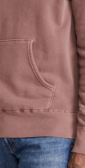 Velva Sheen 8Oz Pigment Freedom Pullover Hoodie