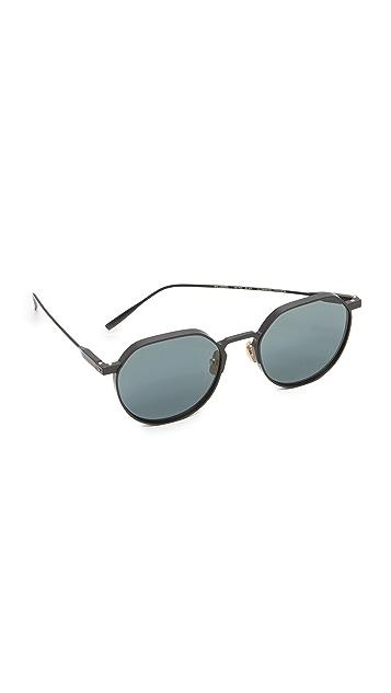 Vedi Vero Matte Octagon Sunglasses