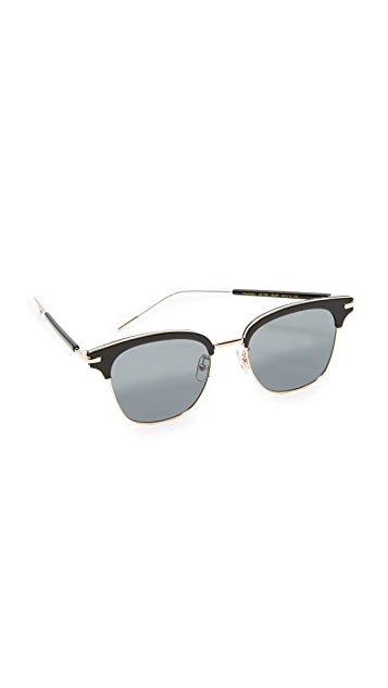Vedi Vero Classic Square Club Sunglasses