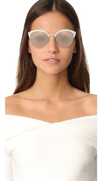 Vedi Vero Cat Eye Sunglasses