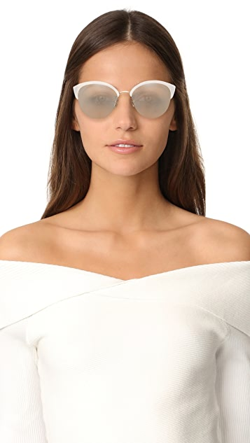 Vedi Vero Cat Eye Sunglasses