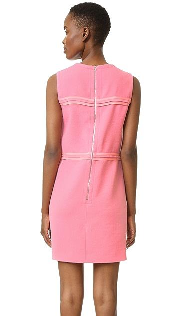 Victoria Victoria Beckham Panel Shift Dress