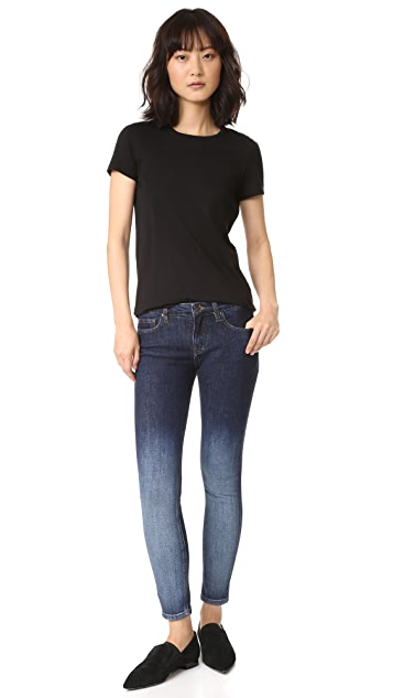 Victoria Victoria Beckham Ankle Slim Jeans