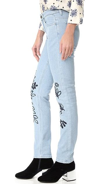 Victoria Victoria Beckham Denim Trouser Jeans