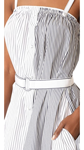 Victoria Victoria Beckham Panel Cami Dress