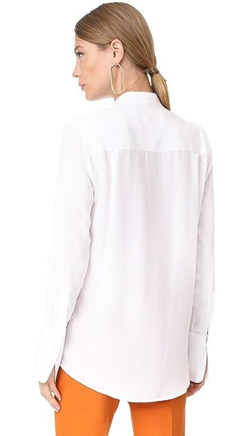 Victoria Victoria Beckham Bib Front Shirt
