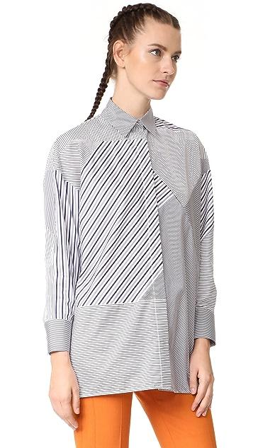 Victoria Victoria Beckham Raglan Shirt