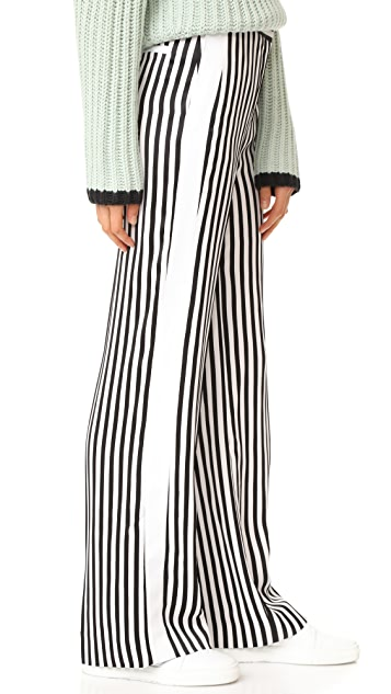 Victoria Victoria Beckham Relax Tux Pants