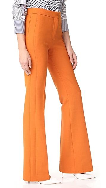 Victoria Victoria Beckham Victoria Paneled Pants