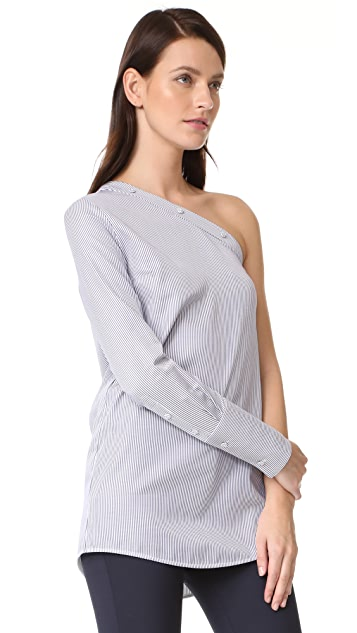 Victoria Victoria Beckham One Sleeve Top