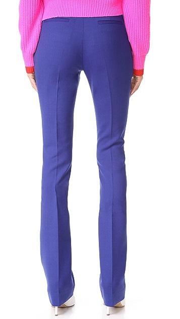 Victoria Victoria Beckham Straight Pants