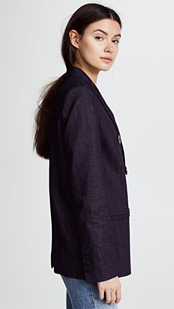 Victoria Victoria Beckham Tailored Denim Jacket
