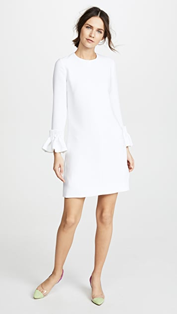 Victoria Victoria Beckham Cartridge Sleeve Dress
