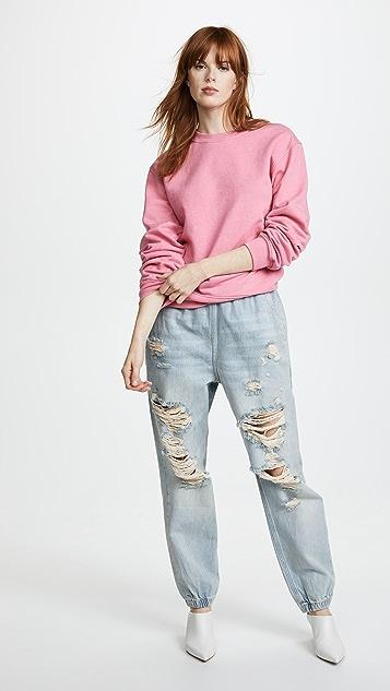 Victoria Victoria Beckham Classic Sweatshirt