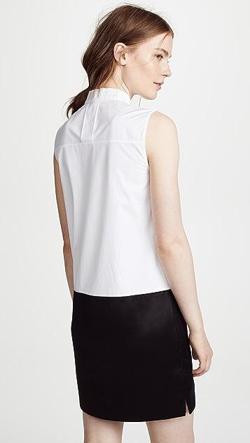 Victoria Victoria Beckham Half Shirt Dress