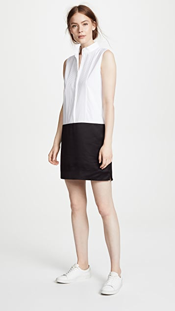 Half Shirt Dress by Victoria Victoria Beckham