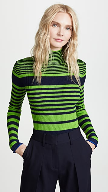 Victoria Victoria Beckham Turtleneck Top