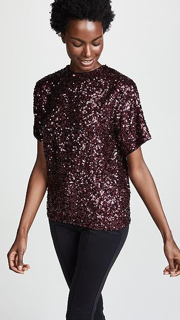 Victoria Victoria Beckham Square T-Shirt